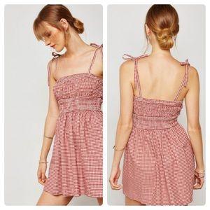 Forever 21 Cotton Gingham Dress